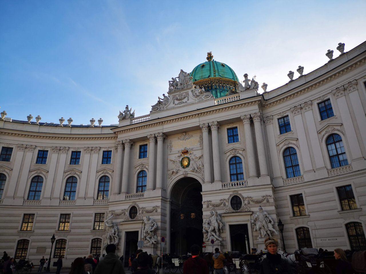 Donde alojarse en Viena