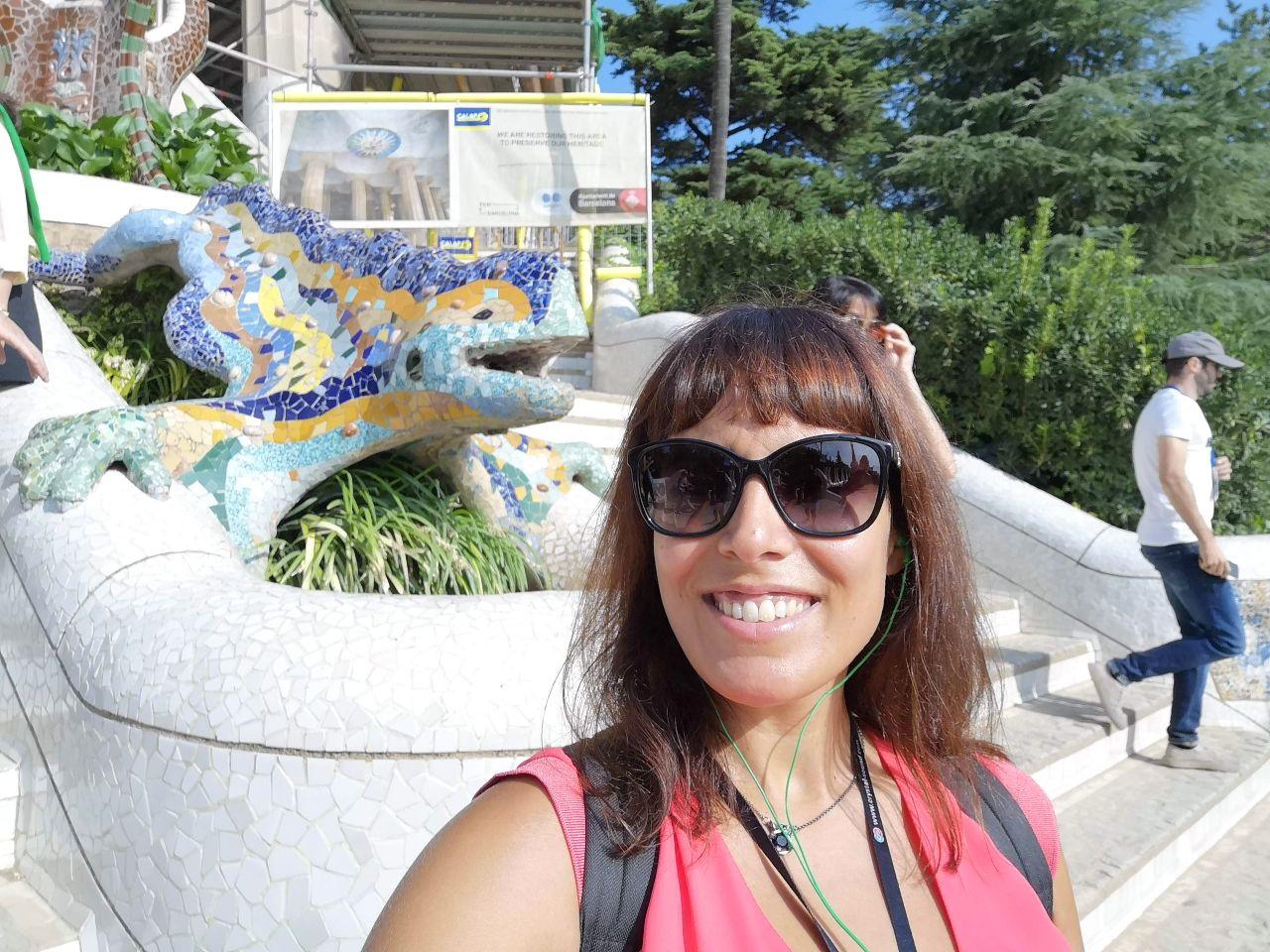 Visitar Park Güell horarios precios
