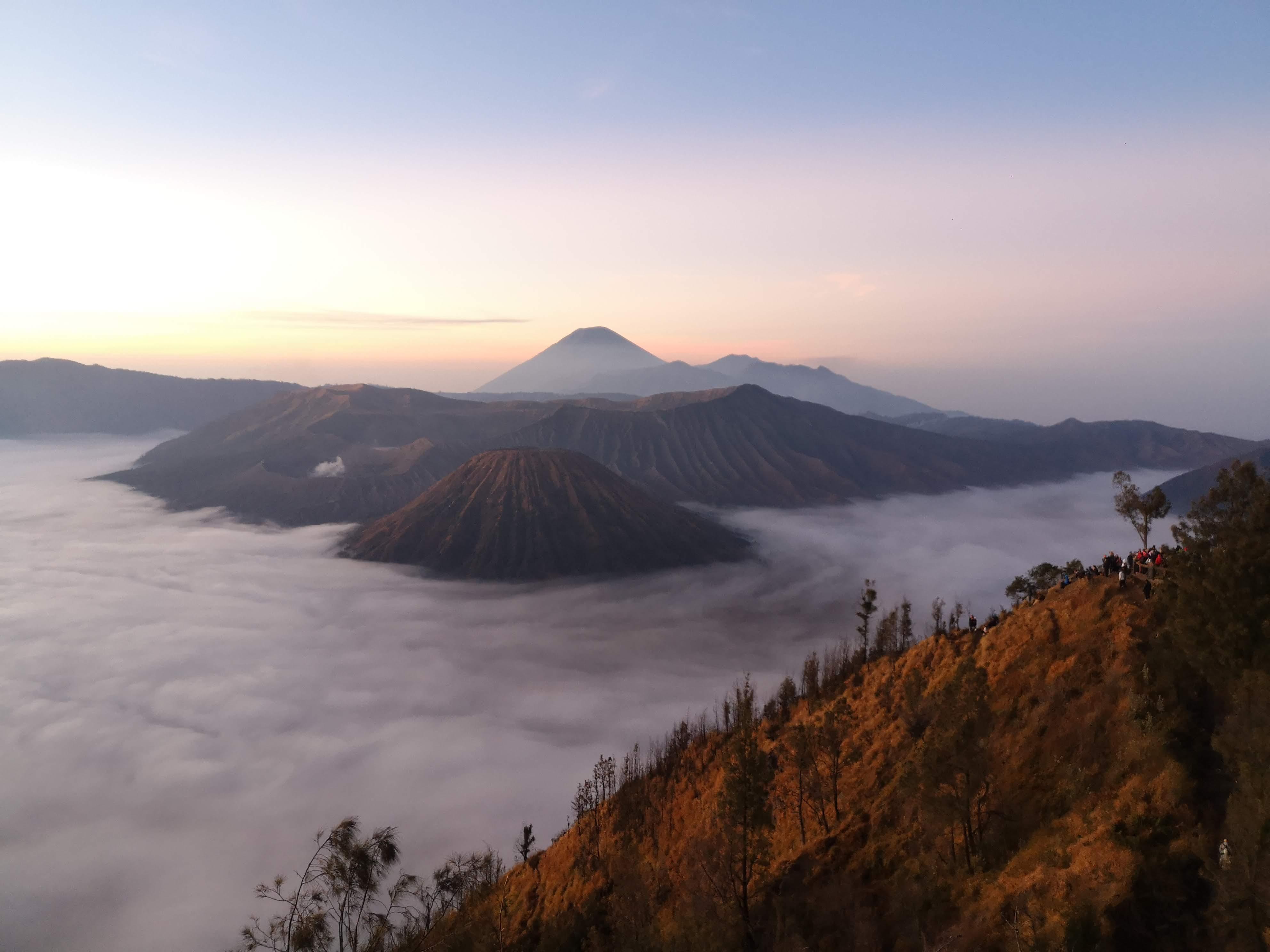 Como visitar el volcán Bromo