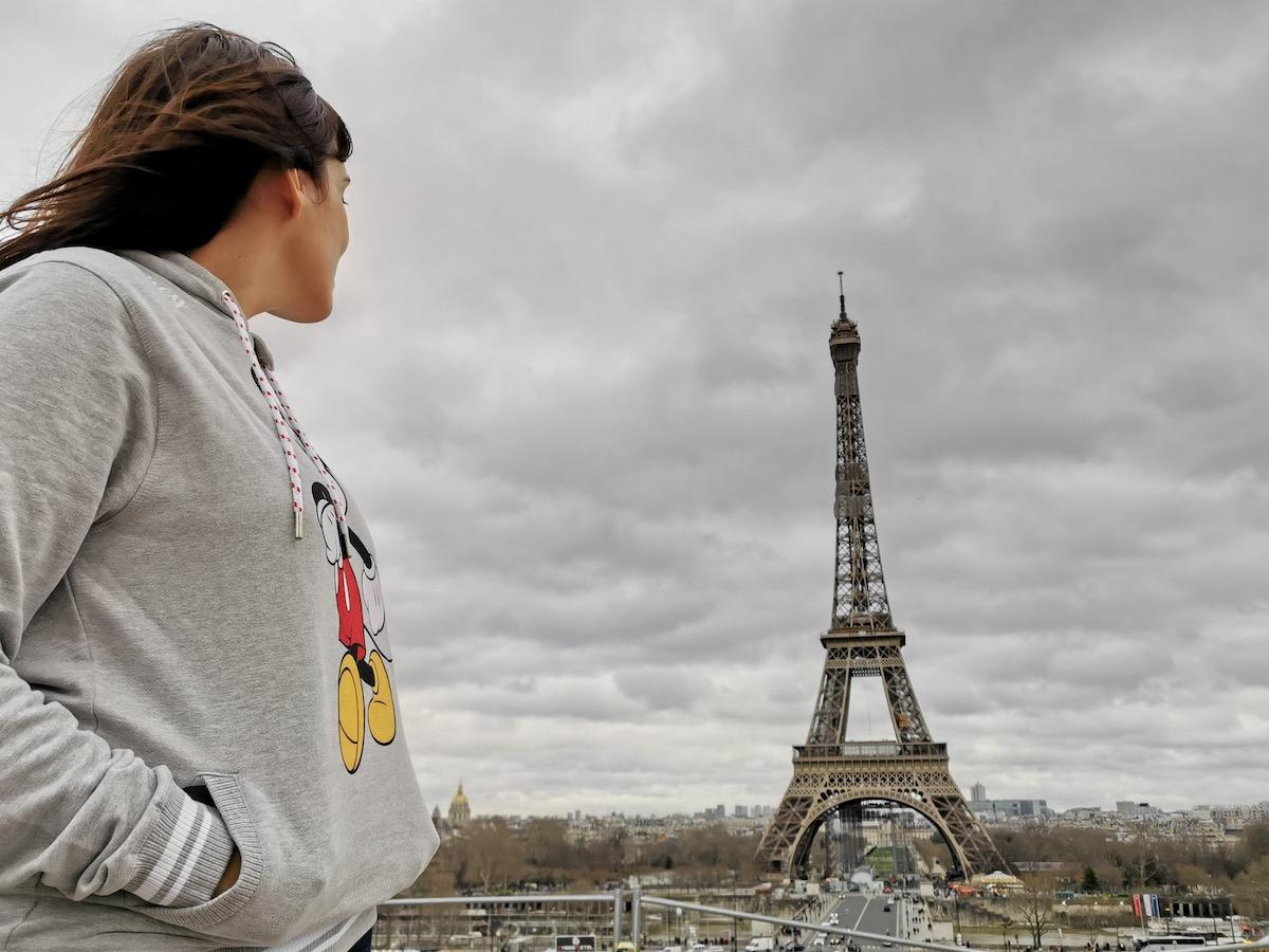 Tarjetas turísticas de París