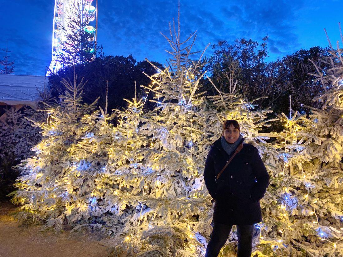 La Village de Noël en Le Barcares